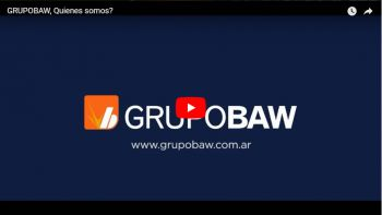 Video Institucional Grupo Baw